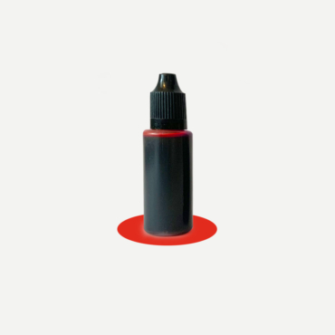 Epoxidharz Farbstoff Flasche, rot