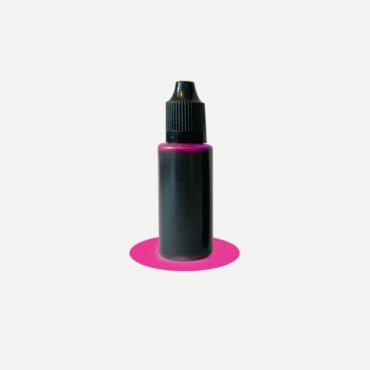 Epoxidharz Farbstoff Flasche, rot-violett