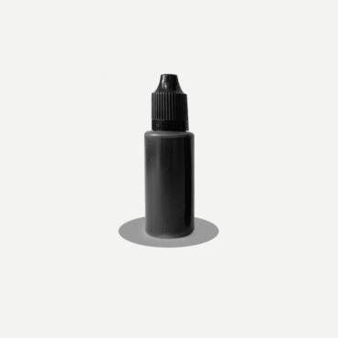 Epoxidharz Farbstoff transparent, schwarz