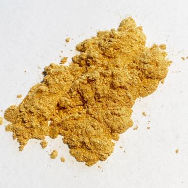 Metallic, Pearl, Effektpigment, gold, Epoxidharz