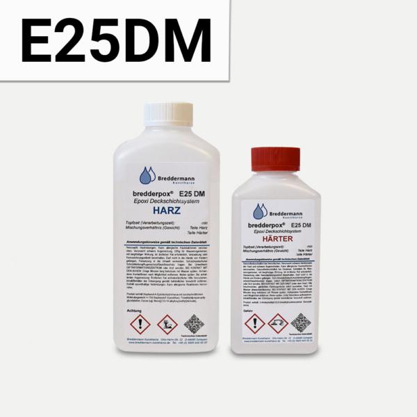 Epoxidharz, Breddermann, bredderpox, E25DM