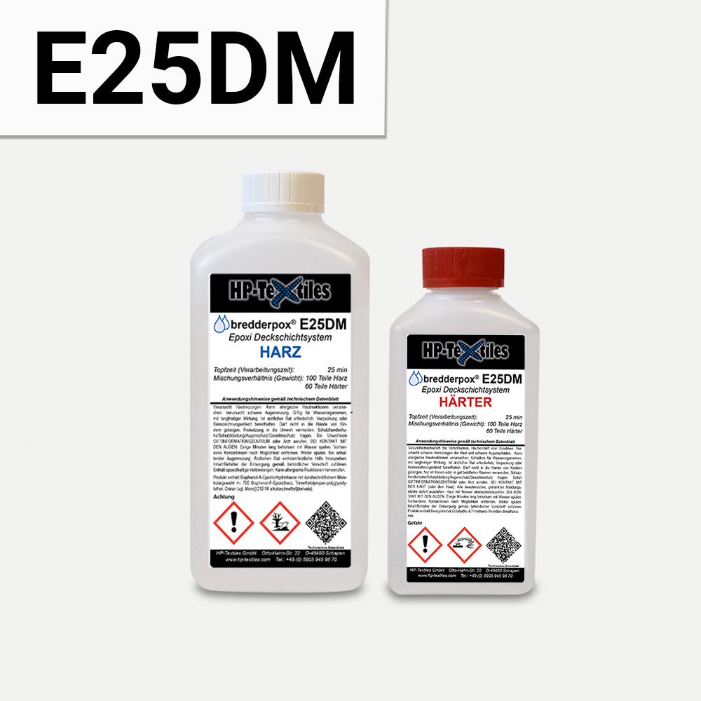 Epoxidharz E25DM n der Anwendung für Bilder